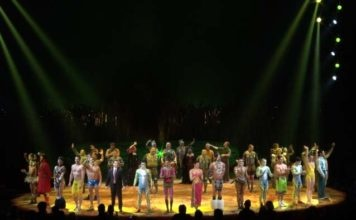 """Cirque du Soleil """"Totem"""" Preview München 2020"""