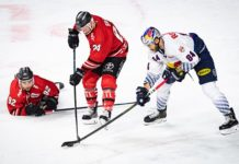 EHC Red Bulls gewinnen gegen stark kämpfende Kölner