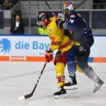 EHC Red Bulls verlieren enge Partie gegen Duesseldorf