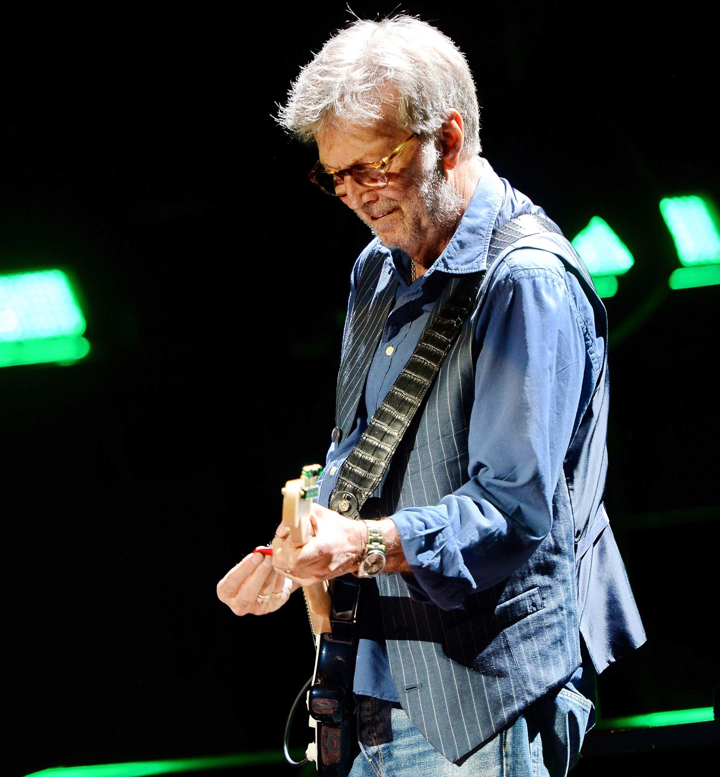 Eric Clapton Konzert 2021
