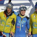 Skimo-Worldcup - Individual: Davide Magnini und Alba De Silvestro gewinnen
