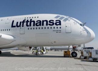 Lufthansa Group setzt Flüge zum chinesischen Festland weiter aus