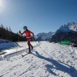 Skimo-Weltcup: Victoria Kreuzer und Werner Marti gewinnen Vertical