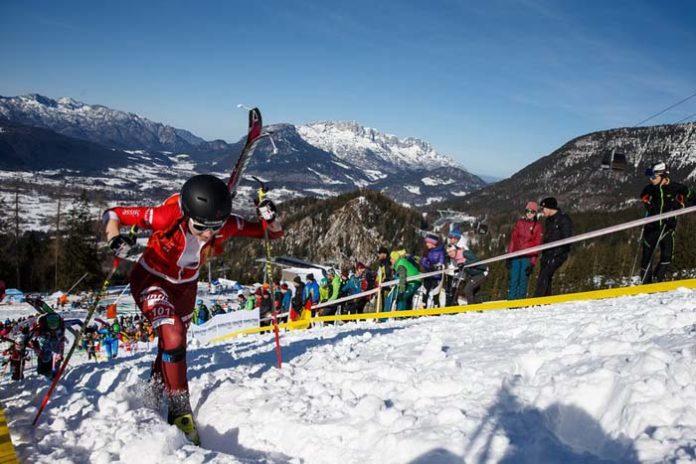 Weltcup Jennerstier - Sprint: Marianne Fatton und Iwan Arnold holen Titel