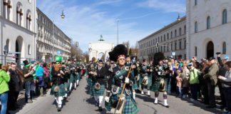 St. Patrick's Day Parade 2020 & After Parade Party am 15. März 2020