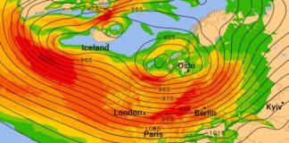Wetter: Sturm und Orkan zum Wochenwechsel