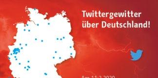 """Live dabei - """"Twittergewitter"""" bei der Berufsfeuerwehr München"""