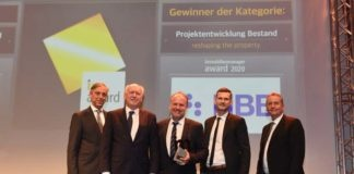 Forum Schwanthalerhöhe mit immobilienmanager Award 2020 ausgezeichnet