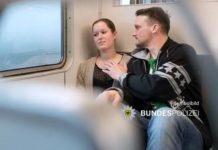 Sexuelle Belästigung in der S-Bahn