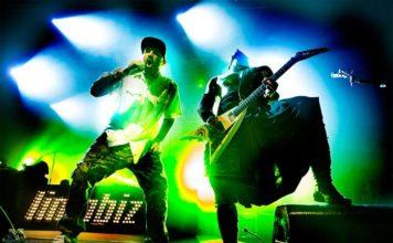 Limp Bizkit live am 12.08.2020 im Zenith München