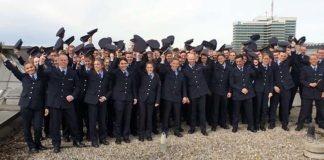 46 neue Bundespolizisten für München