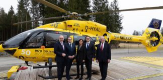 12 557 Rettungsflüge in Bayern