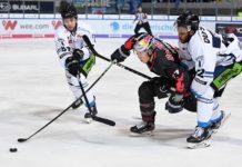 EHC Red Bulls verlieren Spitzenspiel gegen Straubing