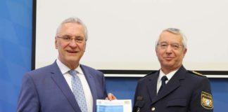 Innenminister Herrmann stellt Polizeiliche Kriminalstatistik 2019 vor