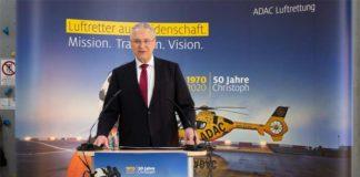 Herrmann: Luftrettung immer wichtiger - unverzichtbarer Bestandteil der Notfallrettung in Bayern