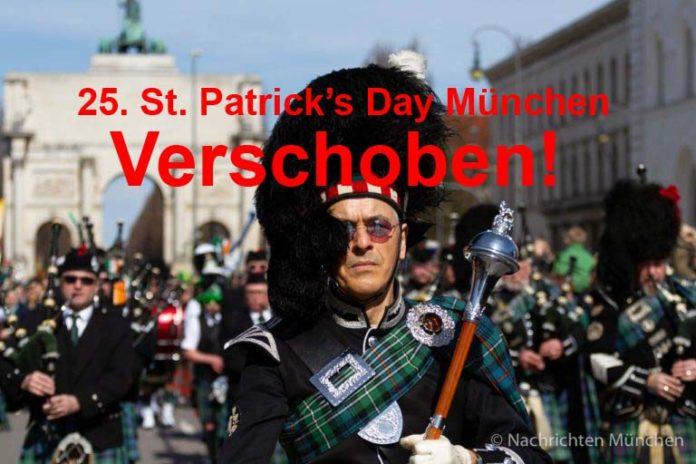 25. St. Patrick's Day München wird aufgrund der aktuellen Lage verschoben