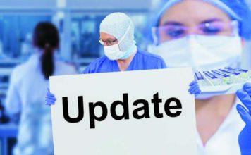 Corona-Pandemie:: Update