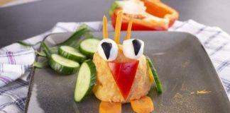 Lustige Rezept-Ideen mit der Kartoffel