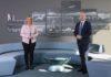 Verkehrsministerin Schreyer besucht Flughafen München