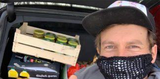 Ex-Rosenheim Cop BEN BLASKOVIC kehrt mit Hilfsprojekt an langjährigen Drehort zurück