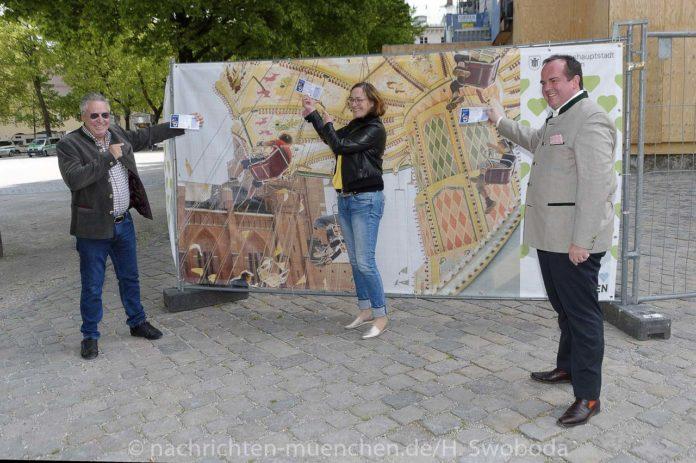 #dultbleibtkult – Jetzt auch auf Bauzaunbannern der Mariahilfkirche