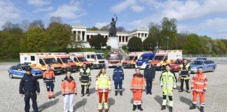 Das Coronavirus und die Berufsfeuerwehr München