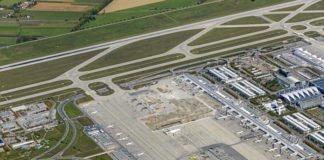 Passagierabfertigung im Terminal 1 am Münchner Flughafen wird eingestellt
