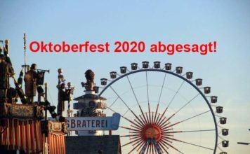 Oktoberfest 2020 abgesagt