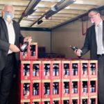 Paulaner Brauerei Gruppe unterstützt Krankenhäuser und Hilfsorganisationen mit Getränken