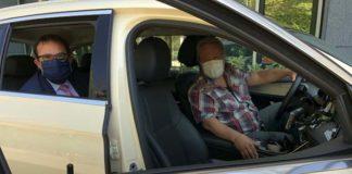 Taxifahren in Zeiten von Corona