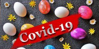 Corona-Ausgangsbeschränkungen rund um Ostern