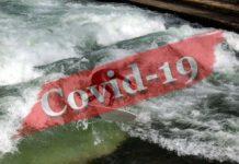 Der Eisbach fließt wieder – Surfen bleibt verboten