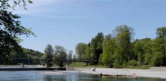 Bootfahren am Marienklausensteg bis auf Weiteres verboten