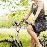 Auf das Fahrrad, fertig, los!