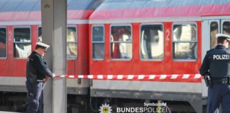 Feuer im Regionalzug - Mutter und Sohn löschten mit Cola