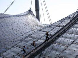 Zeltdach-Touren und die Olympiastadion-Besichtigung starten am 30. Mai
