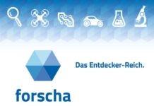 Mitmachmesse FORSCHA - Das große Wissens- und Erlebnisfestival vom 20.-22. November 2020 im MOC München