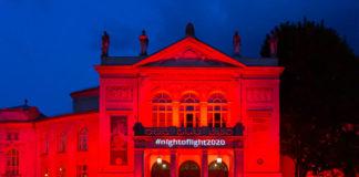 Night of Light 2020 - Ein flammender Appell an die Politik zur Rettung der Veranstaltungswirtschaft