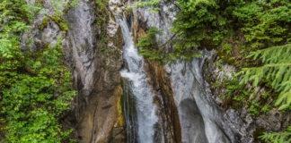 Tatzelwurm Wasserfälle
