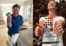 """Thomas Anders und Florian Silbereisen feiern Charterfolg mit """"Nummer 1 Award"""""""