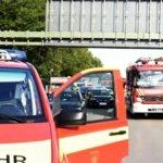 Fünf Verletzte bei Verkehrsunfall auf Autobahn A96
