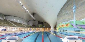 Erste Hallenbäder und Saunen öffnen wieder: Los geht's mit der Olympia-Schwimmhalle