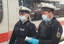 No-Go in Coronazeiten: Ohne Mund-/Nasenschutz in Bahnhöfen einkaufen