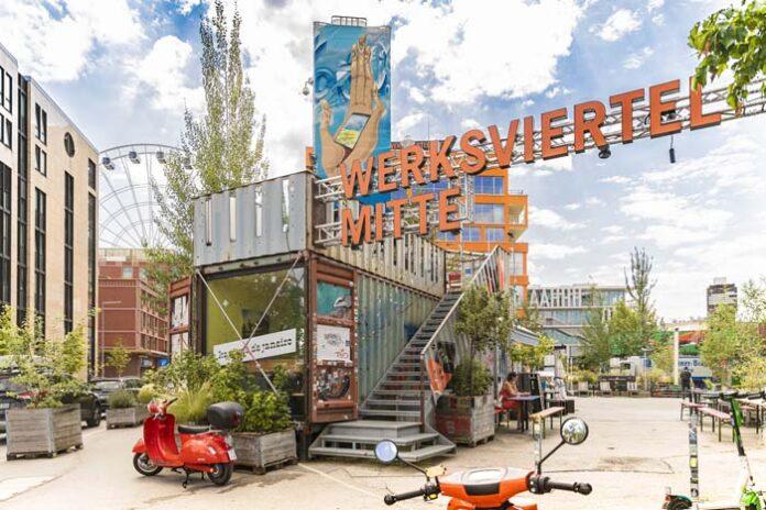 """Der """"Sommer in der Stadt"""" kommt ins Werksviertel-Mitte"""
