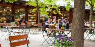 Hellanbrunn: Tierparkrestaurants durch Marché International nach Sanierung und Umbau wiedereröffnet