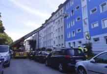 Milbertshofen-Am Hart: Frau stirbt bei Wohnungsbrand