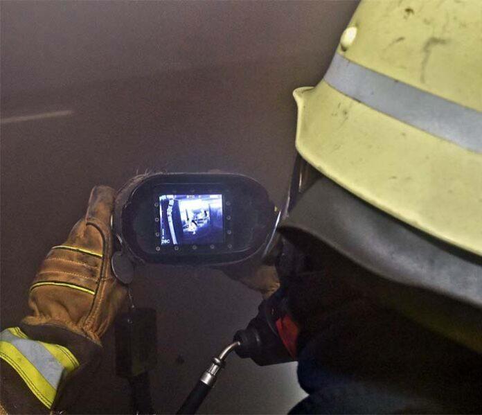 Haidhausen: Brand in Unterführung
