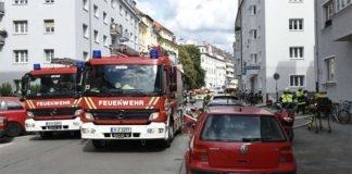 Maxvorstadt: Ein Verletzter bei Dachstuhlbrand