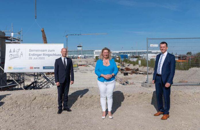 Mit dem Zug zum Flug: Weiteres Etappenziel für eine bessere Schienenanbindung des Münchner Flughafens erreicht