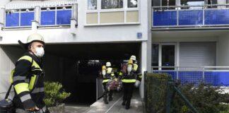 Ramersdorf: Frau verstirbt bei Zimmerbrand